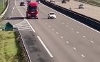 Trafic soutenu sur l'A13 : les Parisiens fuient le confinement vers la Normandie
