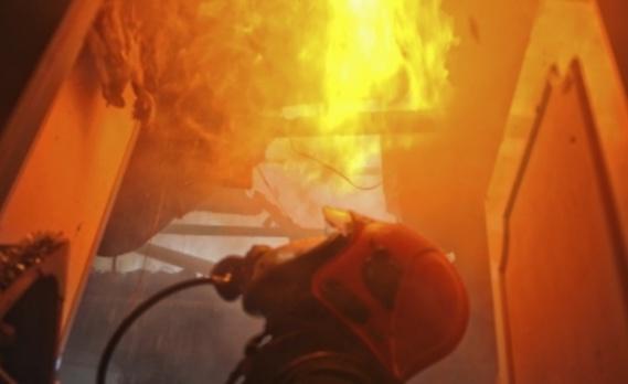 Une trentaine de sapeurs-pompiers ont été mobilisés jusqu'à 6 heures, ce mardi matin (Illustration)