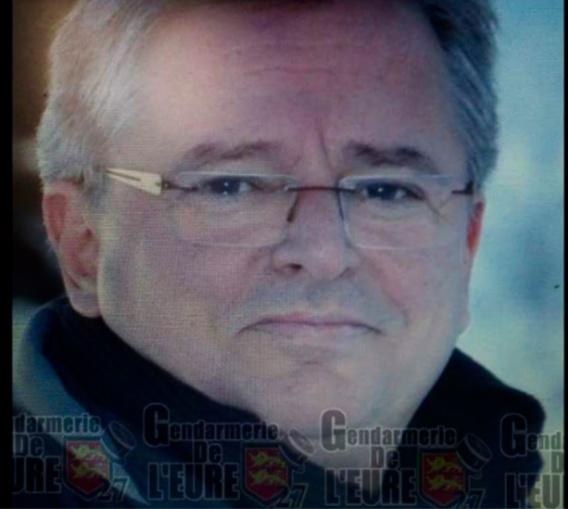 Un appel à témoin a été lancé par la gendarmerie pour tenter de retrouver Jean Fischer, disparu depuis une semaine (Photo@gendarmerie)