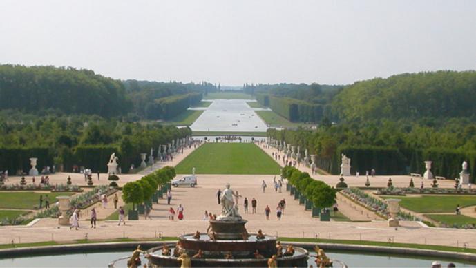 Le touriste voulait pénétrer dans le parc du château par une issue interdite (Illuistration)
