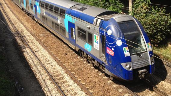 Trafic interrompu ce matin sur la ligne SNCF Le Havre - Paris à la suite d'un suicide à Mantes-la-Jolie