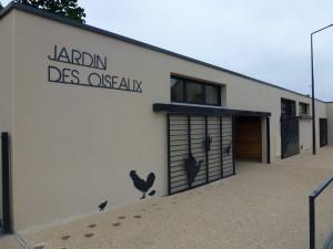 Près de 600 kg de graines dérobés au Jardin des Oiseaux à Petit-Quevilly