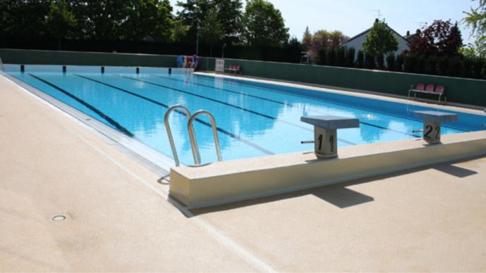 La piscine devait rester fermée pour la journée (illustration)