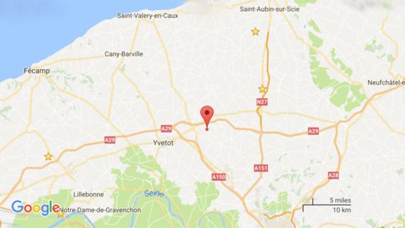 Seine-Maritime : les combles d'une maison et un cabanon de jardin ravagés par un incendie