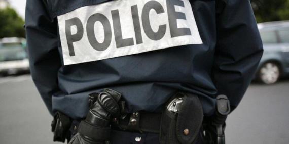 Le cambrioleur a été intercepté dans la cour après avoir tenté de s'enfuir à la vue des forces de l'ordre (Illustration)