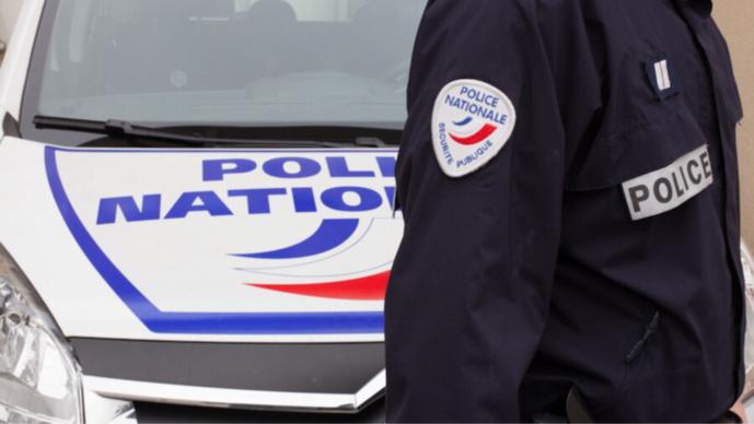 Les deux agresseurs ont été interpellés par la police à la gare routière (illustration@DGPN)