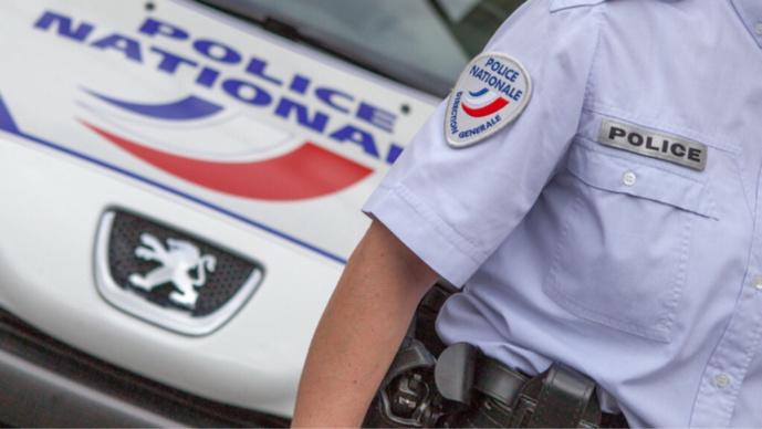 Les policiers sont intervenus pour rétablir le calme entre deux automobilistes (illustration@DGPN)