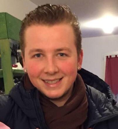 Antoine D. a disparu depuis dimanche soir et n'a plus donné de ses nouvelles (Photo@gendarmerie/Facebook)