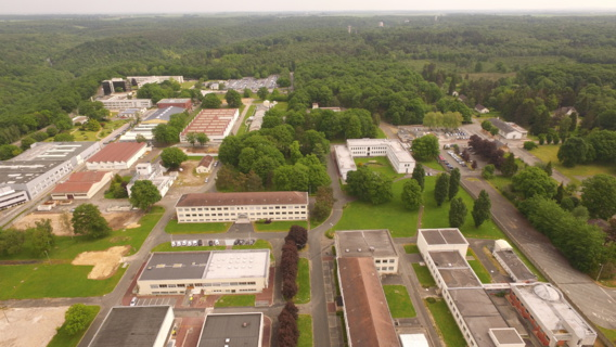 Le campus vernonnais