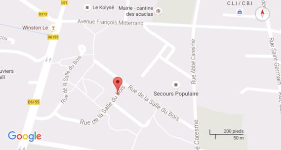 Incendie à Louviers (Eure) : 23 locataires évacués, trois chats morts, trois autres sauvés