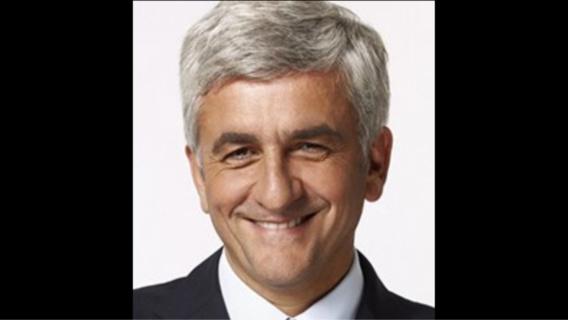 Hervé Morin, président du Conseil régional de Normandie (Photo@DR)