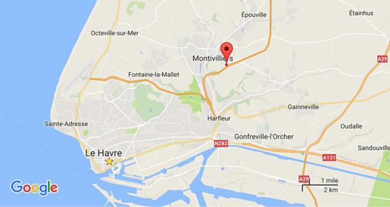 Montivilliers : le toit de l'ancien Leroy Merlin s'effondre, un blessé léger