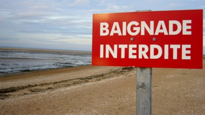Pollution : la baignade n'est plus interdite entre Sainte-Marguerite-sur-Mer et Veules-les-Roses