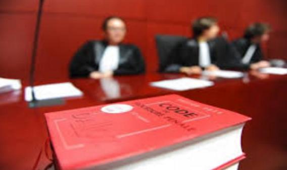 Des peines de prison avec mandat de dépôt ont été prononcées à l'encontre des agresseurs par le tribunal correctionnel (Illustration)