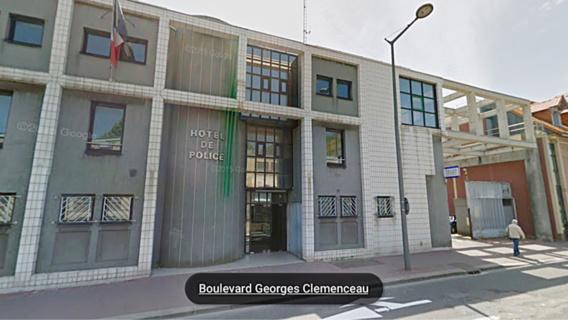 Le commissariat de police de Dieppe (illustration@Google Maps)