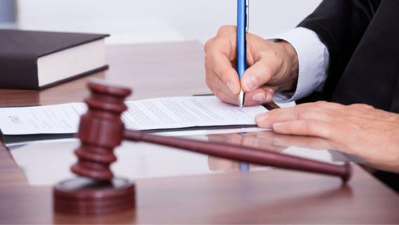 La retraitée est convoquée devant le délégué du Procureur en vue d'une composition pénale (Illustration)