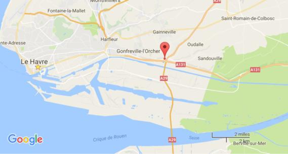 Seine-Maritime. Un cycliste de 65 ans victime d'un accident mortel cet après-midi à Rogerville
