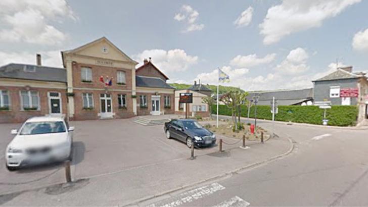 La mairie de Périers-sur-Andelle (illustration@Google Maps)