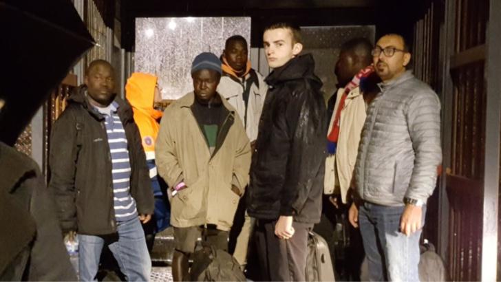 Les migrants sont hébergés dans des centres spécialement dédiés (illustration)