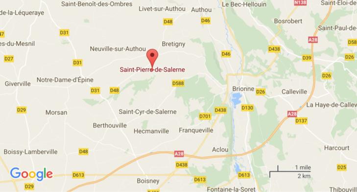 Eure : un octogénaire disparu près de Brionne est retrouvé par un habitant lancé à sa recherche