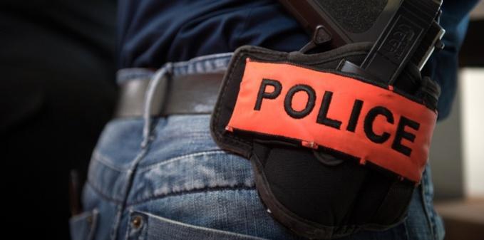 Démasqués, les quatre auteurs principaux  ont été interpellés en Zone de sécurité prioritaire (ZSP) à Argenteuil, dans le Val d'Oise (Illustration@DGPN)