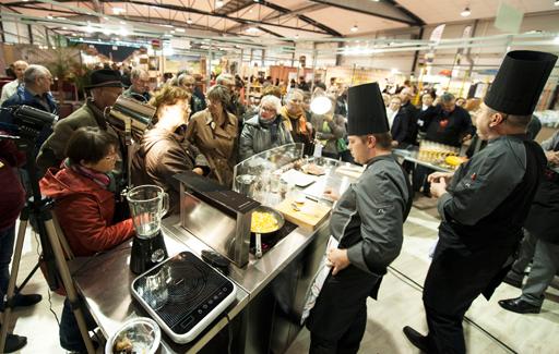 Les organisateurs espèrent 32 000 visiteurs pendant ces trois jours (Illustration@salongourmand.com)