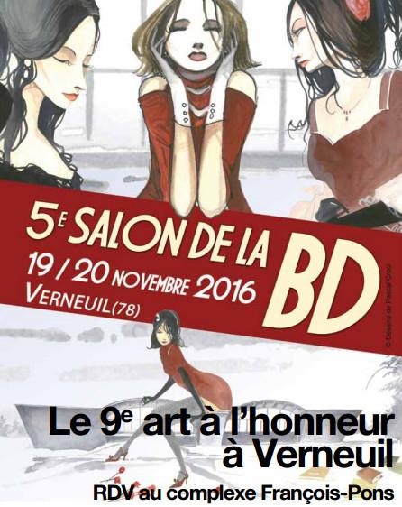 Salon de la BD à Verneuil-sur-Seine : 66 auteurs et 1 500 visiteurs attendus ce week-end