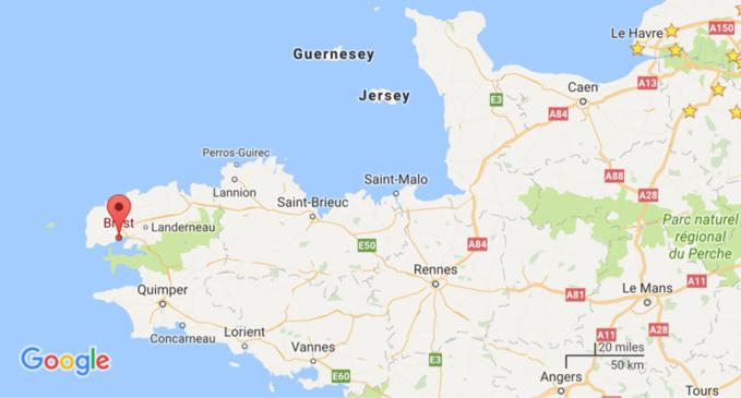 Deux Rouennais, arrêtés en Bretagne pour trafic de drogue, seront jugés lundi à Brest