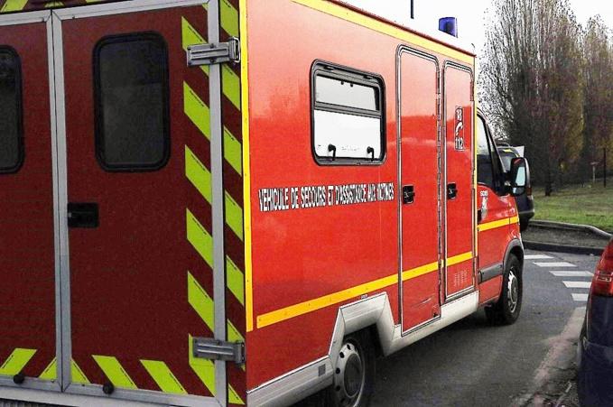 La victime a été prise en charge par les sapeurs-pompiers (illustration©infoNormandie)