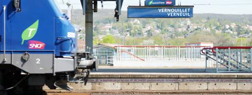 Yvelines : les trains bloqués durant une heure et demie entre Mantes-la-Jolie et Saint-Lazare