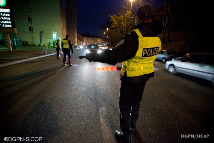 Le conducteur de la Mégane a pris la fuite à la vue des policiers (Illustration)