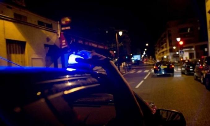 Les policiers se sont la,ncés à la poursuite du chauffard qui conduisait sans permis (Illustration)