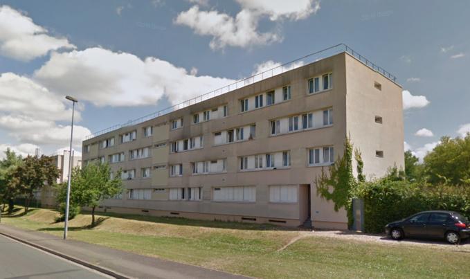 Le feu s'est déclaré dans une chambre située au rez-de-chaussée, provoquant la panique des habitants de la cage d'escalier (Illustration©Google Maps)