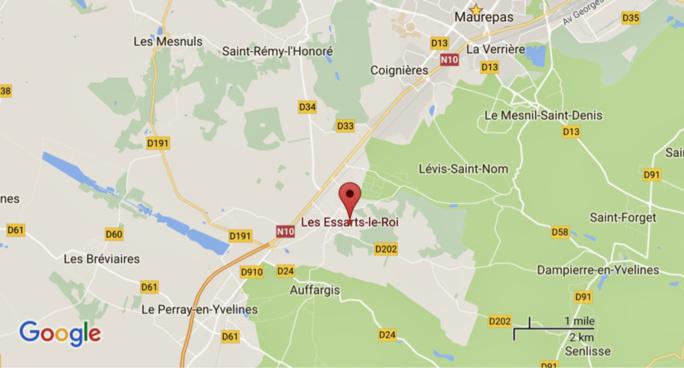 Yvelines : un SDF retrouvé mort de froid en forêt des Essarts-le-Roi