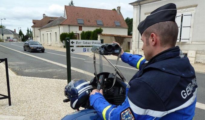 Sécurité routière : lourdes sanctions pour les conducteurs en excès de vitesse dans l'Eure