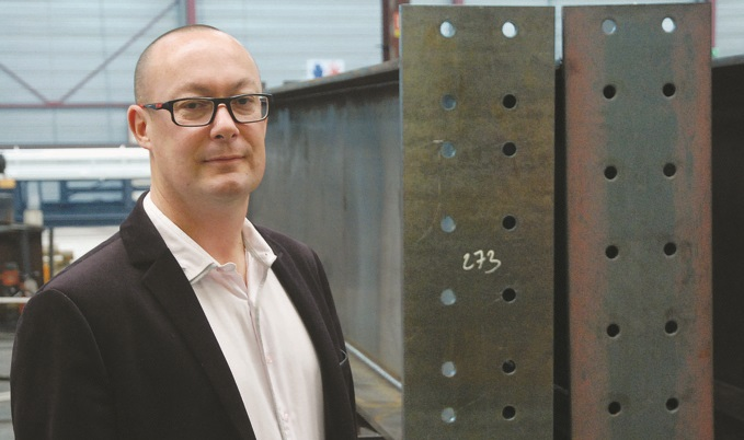 Xavier Hedde, Président de Mauler Constructions