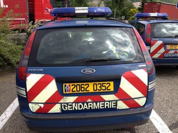 Trois gendarmes tués dans un accident de la route près de Beauvais