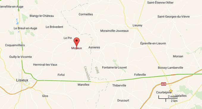 Accident de la route à Moyaux : appel à témoins de la gendarmerie du Calvados