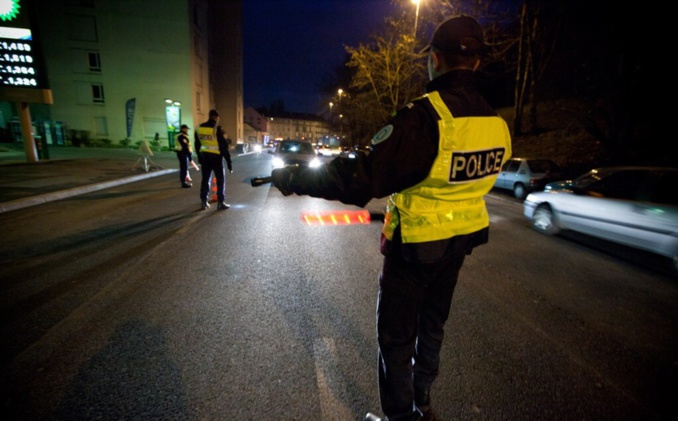L'automobiliste sans permis a été contrôlé rue Belloncle (Illustration)
