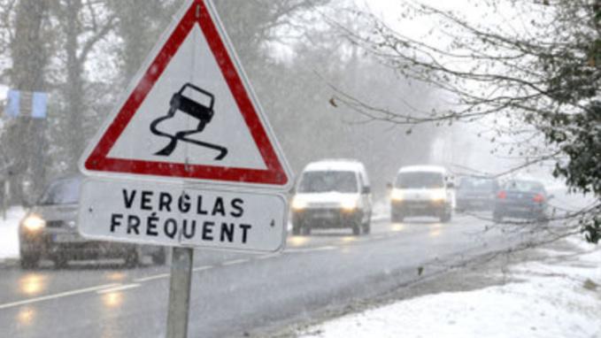 Eure : attention routes verglacées cette nuit de la Saint Sylvestre. Les conseils de la préfecture
