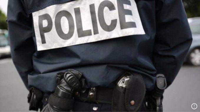 Évreux : un policier mordu par une femme qui venait de blesser son concubin d'un coup de couteau