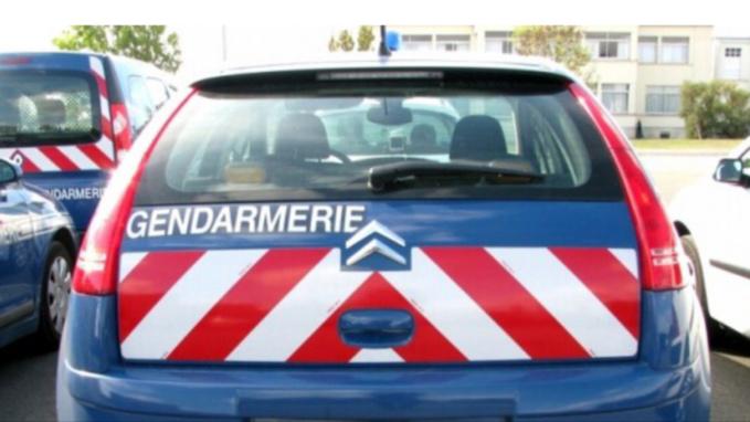 La gendarmerie avait lancé un appel à témoins sur Facebook (illustration)