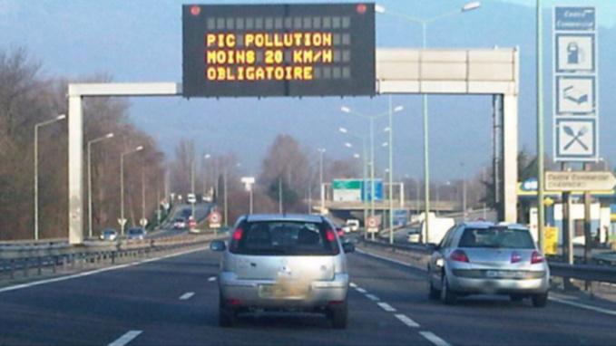 Pollution par les particules : alerte maintenue en Seine-Maritime pour ce dimanche 12 février