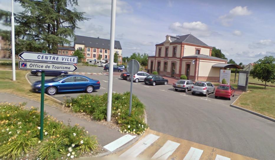 Les violences se sont déroulées à l'Office de tourisme (illustration©Google Maps)