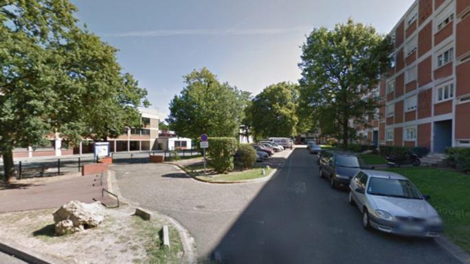 L'école Paul Fort, rue du Plateau (illustration)