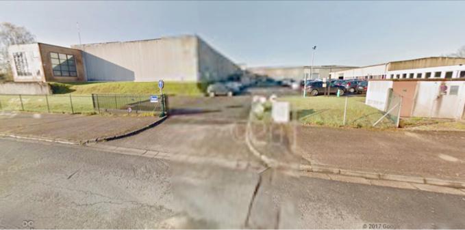 MF Productions est implanté dans la zone d'sctivité de la Vaupalière a Maromme (illustration@GoogleMaps)