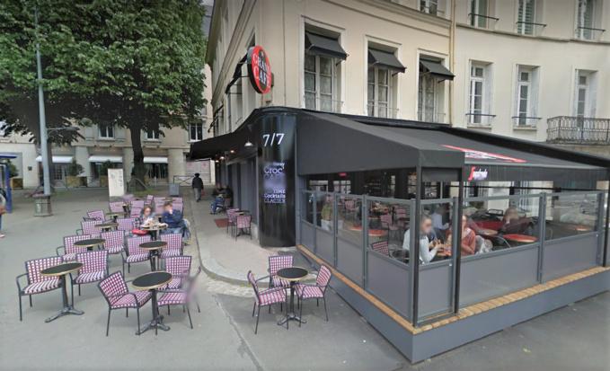 O Grand Café, place Cauchoise à Rouen participe à cette opération lancée par Marisol Touraine (Illustration©Google Maps)