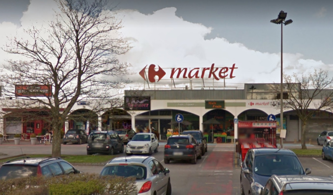 BoisGuillaume  un supermarché évacué après un début dincendie ~ Carrefour Market Bois Guillaume