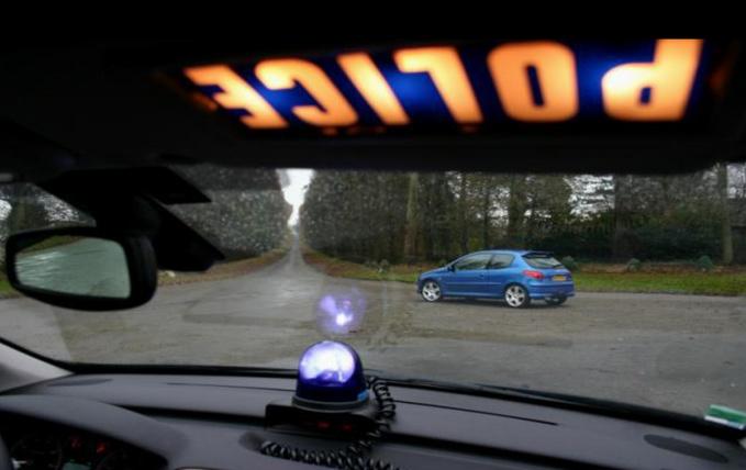 Gravigny – Evreux : un automobiliste placé en garde à vue pour refus d'obtempérer