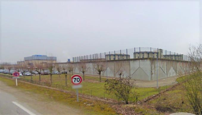 Val-de-Reuil : privé de sa console de jeux, un détenu aurait tenté «d'égorger un surveillant»